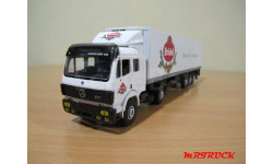 модель грузовика MercedesBenz SK LBS Eligor