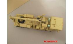 Эвакуатор МЗКТ-790986, масштабная модель, 1:43, 1/43, Volot