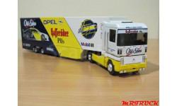 модель грузовика Renault Magnum, масштабная модель, Eligor, scale43