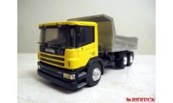 модель грузовика Scania 6x4 Eligor