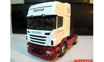 модель грузовика Scania R Gayet, масштабная модель, Eligor, scale43