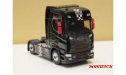 модель грузовика Scania S BRM, масштабная модель, 1:43, 1/43, Eligor