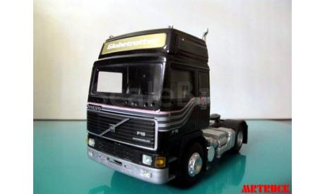 Модель грузовика Volvo F16, масштабная модель, Eligor, 1:43, 1/43