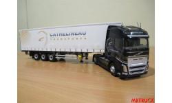 модель грузовика Volvo FH4 Shtora Eligor, масштабная модель, scale43