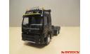 модель грузовика VOLVO FMX Black, масштабная модель, 1:43, 1/43, BY.Volk