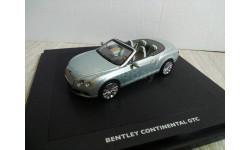 Bentley Continental GTC , 1:43, Minichamps
