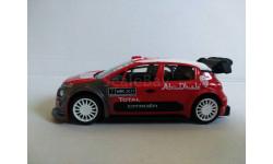 CITROEN C3 WRC Jet-Car Rally, 1:43, Norev