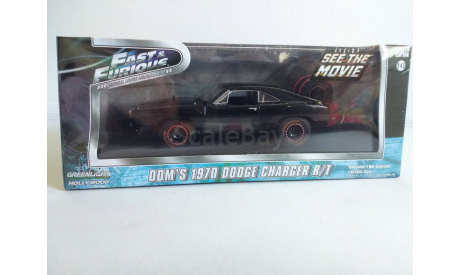 Dom's Dodge Charger R/T Offroad, 1:43, Greenlight, масштабная модель, Greenlight Collectibles, 1/43