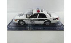 Ford Crown Victoria Policia Mexico, 1:43, Altaya
