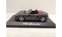 PORSCHE 718 Boxter (982), 1:43, Minichamps
