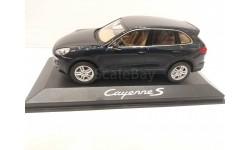 PORSCHE Cayenne S, 1:43, Minichamps