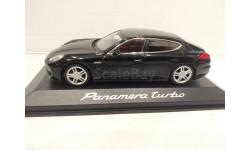 PORSCHE Panamera Turbo, 1:43, Minichamps
