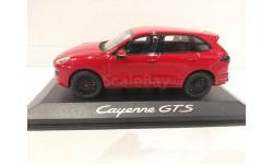 PORSCHE Cayenne GTS, 1:43, Minichamps