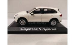 PORSCHE Cayenne S hybrid, 1:43, Minichamps