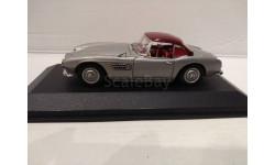 BMW 507 Cabrio Hard Top, 1:43, Minichamps