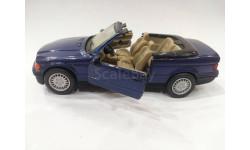 BMW 325i Cabrio, 1:43, Cararama/Hongwell