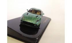 АСТОН МАРТИН Aston Martin V12 Vanquish Zagato, 1:43, IXO Models