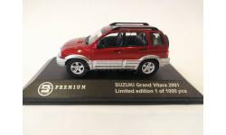 СУЗУКИ ГРАНД ВИТАРА SUZUKI GRAND VITARA (2001), 1:43, Premium X