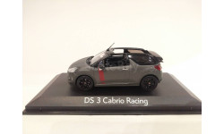СИТРОЕН CITROEN DS3 Cabrio Racing (convertible open roof), 1:43, Norev