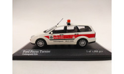 ФОРД ФОКУС FORD FOCUS TURNIER (1999) lmtd, 1:43, Minichamps
