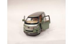 ФОЛЬКСВАГЕН Volkswagen Microbus (2001), 1:43, Cararama