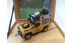 LAND ROVER DEFENDER 90 CAMAL TROPHY BORNEO (1985), 1:43, Almost Real