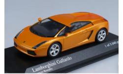 LAMBORGHINI GALLARDO 2004, 1:43, Minichamps