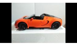 Bugatti Veyron Grand Sport Vitesse, 1:18 Rastar