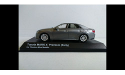 Toyota Mark X Premium (Early), 1:43, Kyosho