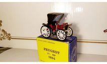 DUGU №#2   PEUGEOT VIS A VIS 1894, масштабная модель, 1:43, 1/43