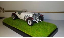 Мерседес Бенц Mercedes Benz SSKL 1931 New Ray 1:43 'Эмблема'
