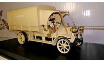 FIAT 18BL RIO#4378/P Армия Италии 1919г. 'Короли пустыни' + фигурки., масштабная модель, 1:43, 1/43