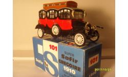 SAFIR GREGOIRE Triple berlina 1910 1/43