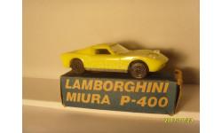 Ламборджини  Miura P-400, масштабная модель, Lamborghini, Estetyca, 1:43, 1/43