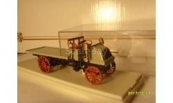 VABIS 1902г. Первый грузовик Scania., масштабная модель, 1:43, 1/43, Cef Replex
