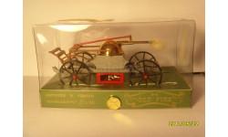 1860 Newton Fire Wagon