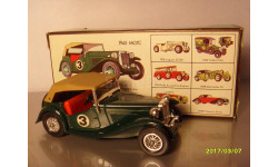 Matchbox Y-8 Modell of Yesteryear 1945 MG T.C