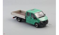 Газель некст длиннобазная, масштабная модель, Наш автопром, scale43