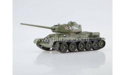 т 34-85, масштабные модели бронетехники, ГАЗ, наши танки, 1:43, 1/43