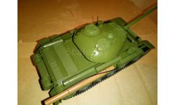 т 54-1, масштабная модель, наши танки, 1:43, 1/43