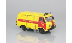 УАЗ-3741 аварийный (Латвия), масштабная модель, Агат/Моссар/Тантал, 1:43, 1/43