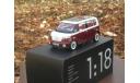 Volkswagen VW Bulli, масштабная модель, Norev, 1:18, 1/18