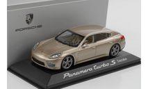Porsche Panamera Turbo S 2014 executive, масштабная модель, Minichamps, scale43
