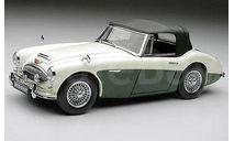 1/18 1961 Austin Healey 3000 MkII Kyosho, масштабная модель, scale18