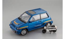 1/18 1983 Honda city turbo II autoart, масштабная модель, scale18