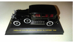 Cadillac V16 Imperial Sedan Al Capone Mus012