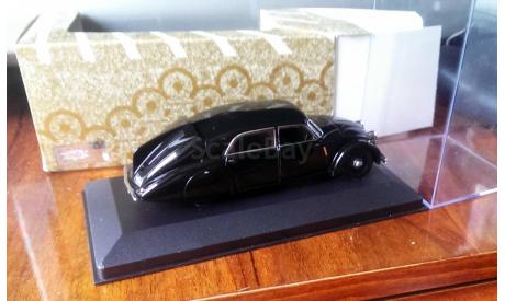 Tatra 77 1934 IXO Museum 015 (MUS015), масштабная модель, 1:43, 1/43, IXO Museum (серия MUS)
