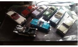 8 моделей Franklin Mint 1/43, масштабная модель, 1:43