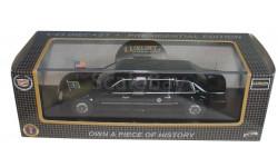 Cadillac Presidential Limousine, 2009, luxury, масштабная модель, 1:43, 1/43, Luxury Diecast (USA)