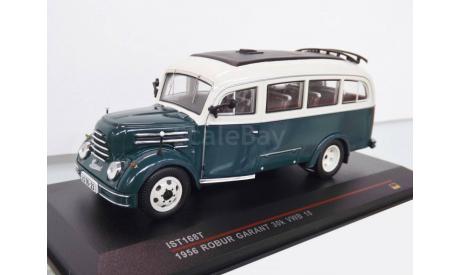 Автобус Robur Garant 30k VWB I8, масштабная модель, IST Models, 1:43, 1/43